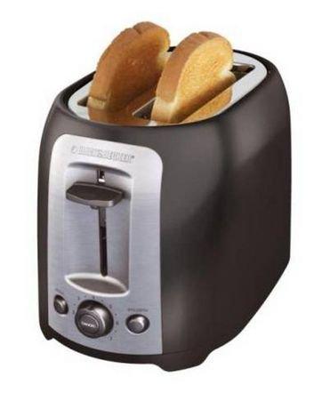 Black & Decker 2-Slice Toaster | Walmart Canada | {Toaster 39}
