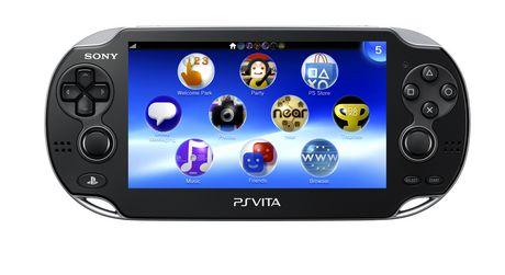 PlayStation® Vita (WiFi) System - image 2 of 3