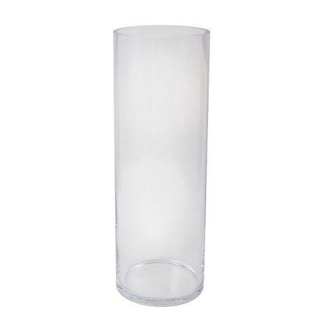 vase cylindrique en verre. Black Bedroom Furniture Sets. Home Design Ideas