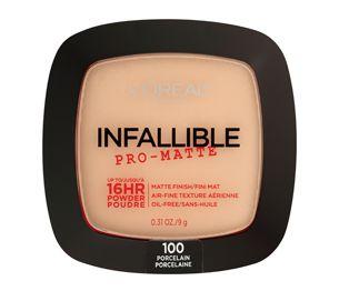 L'Oréal Paris Infaillible Poudre Pro-Matte, 9 gr - image 1 de 1