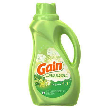Gain Liquid Fabric Softener, Original - image 1 of 8