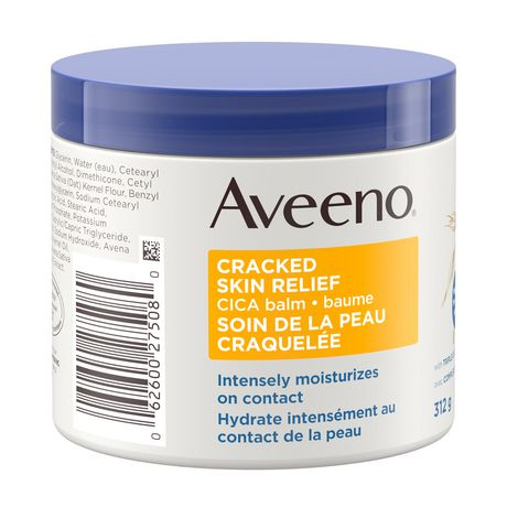 Aveeno Cracked Skin Relief Moisturizing CICA Balm - image 2 of 9