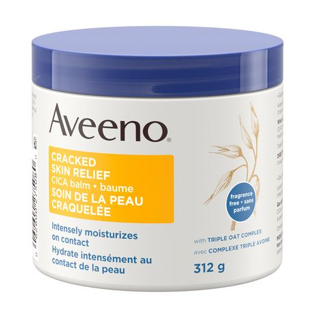 Aveeno Cracked Skin Relief Moisturizing CICA Balm - image 1 of 9