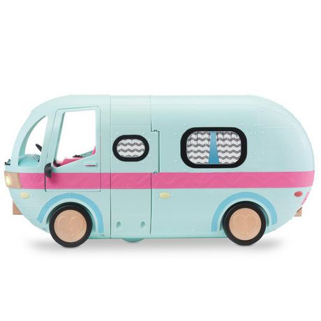 L.O.L. Surprise! 2-in-1 Glamper Fashion Camper with 55+ Surprises including Exclusive Doll - image 2 of 9