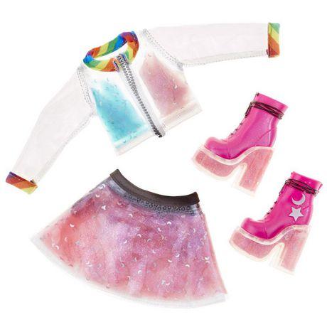 Rainbow Surprise Dolls – Rainbow Dream or Pixie Rose - image 6 of 8