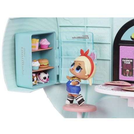 L.O.L. Surprise! 2-in-1 Glamper Fashion Camper with 55+ Surprises including Exclusive Doll - image 6 of 9