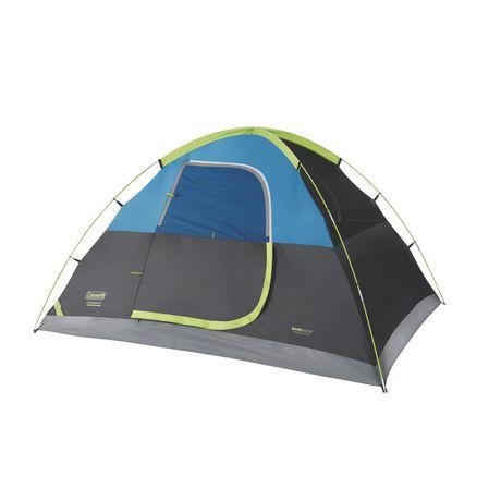 Coleman 4-Person Dark Room Sundome Tent - image 1 of 4
