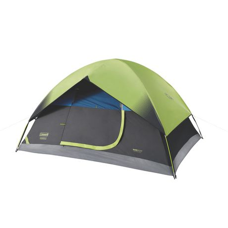 Coleman 4-Person Dark Room Sundome Tent - image 2 of 4
