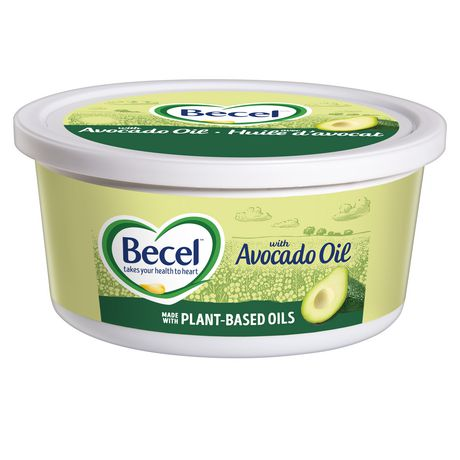 Becel Margarine Blend with Avocado Oil 427g - image 1 of 5