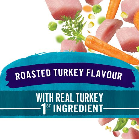 Beneful IncrediBites Dry Dog Food for Small Dogs; Roasted Turkey Flavour - image 3 of 5