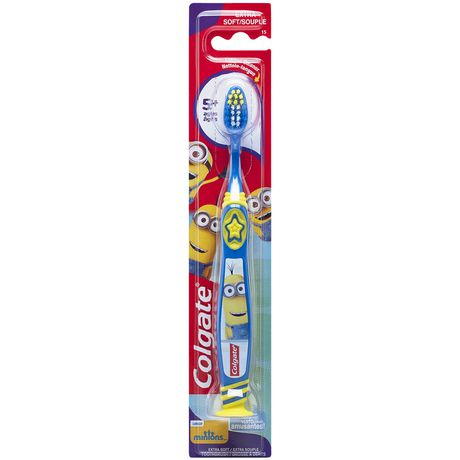 Colgate Kids Minions Toothbrush, Extra Soft - image 1 of 3