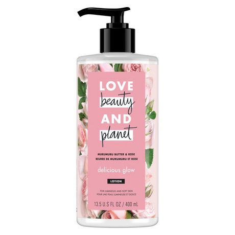 Love Beauty And Planet Muru Muru Butter & Rose Oil Body Lotion 400 ML - image 2 of 8
