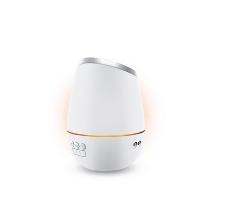 Mogu Aromatherapy Ultrasonic Diffuser with Bluetooth Speaker - image 2 of 4