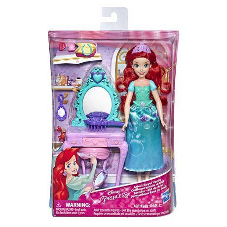 Disney Princess Ariel S Royal Vanity Walmart Canada