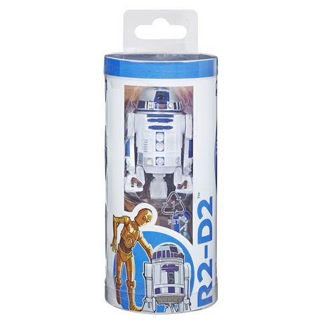 Star Wars Galaxy of Adventures R2-D2 Figure and Mini Comic (French) - image 1 of 4