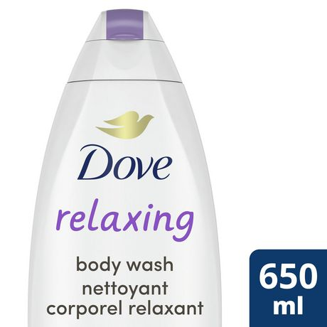 Dove Purely Pampering Relaxing Lavender Body Wash 650ml - image 2 of 8