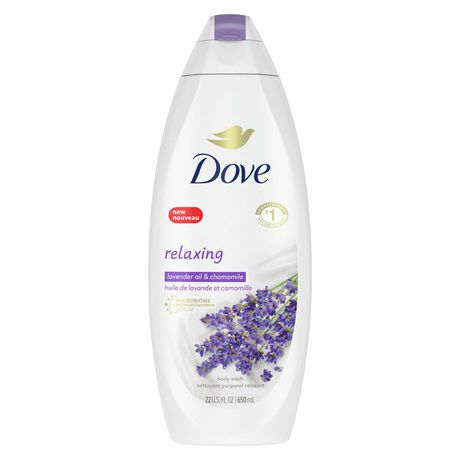 Dove Purely Pampering Relaxing Lavender Body Wash 650ml - image 1 of 8