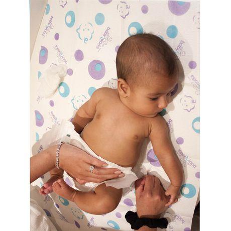 Piqués jetables Baby Works pour changement de couche - image 5 de 5