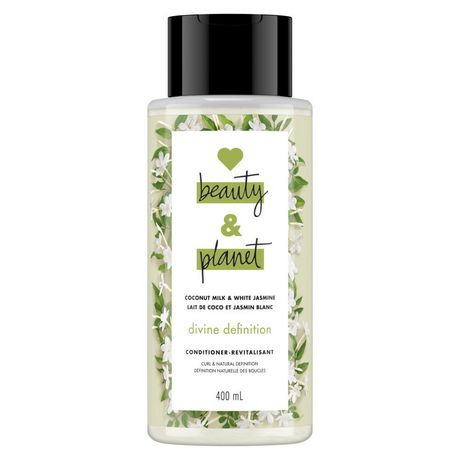 Love Beauty And Planet Coconut Milk with Jasmine Divine Definition Conditioner 400 ML - image 2 of 9