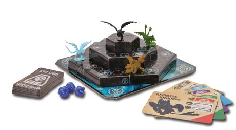 Dreamworks How to Train Your Dragon The Hidden World Battle Royale Board Game - image 4 of 4