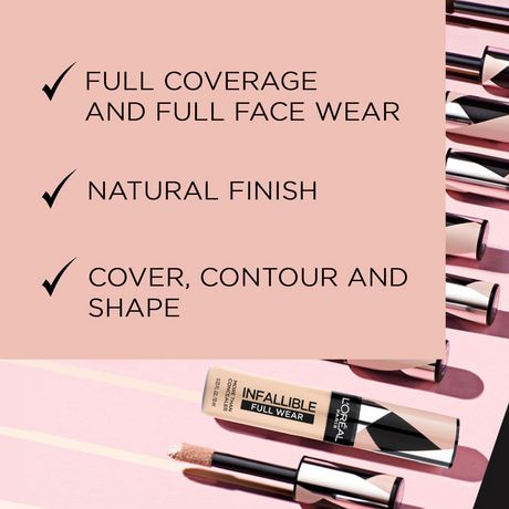 Infallible Full Wear Concealer, 10 mL - image 3 of 6