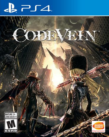Code Vein (Playstation 4) - image 1 of 2