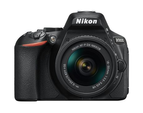 Nikon 5600 Dslr Camera Interchangeable Lens Camera Black