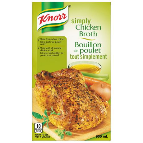 Knorr Simply Chicken Broth - image 2 of 8