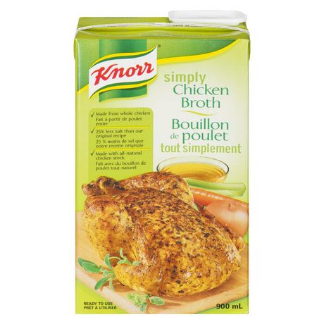 Knorr Simply Chicken Broth - image 3 of 8