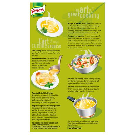 Knorr Simply Chicken Broth - image 4 of 8
