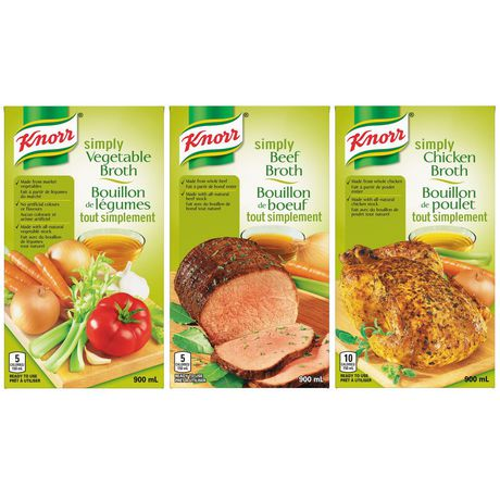 Knorr Simply Chicken Broth - image 5 of 8