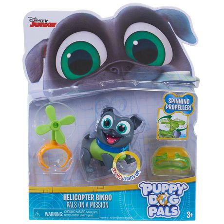 Puppy Dog Pals Light up Pals on A Mission - Bingo Helicopter - image 2 of 2