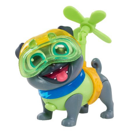 Puppy Dog Pals Light up Pals on A Mission - Bingo Helicopter - image 1 of 2