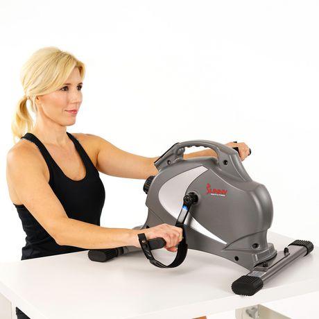 Mini vélo d'exercice magnétique SF-B0418 de Sunny Health & Fitness - image 3 de 6