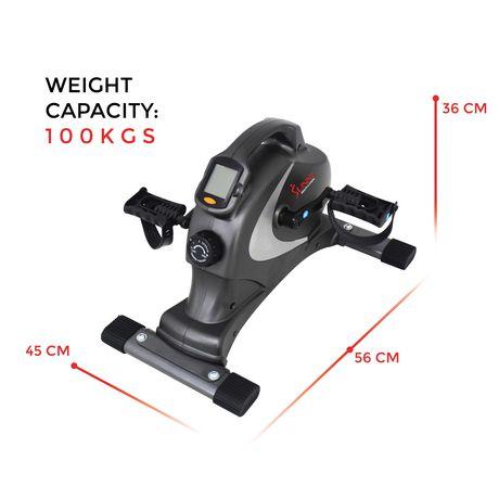 Mini vélo d'exercice magnétique SF-B0418 de Sunny Health & Fitness - image 5 de 6