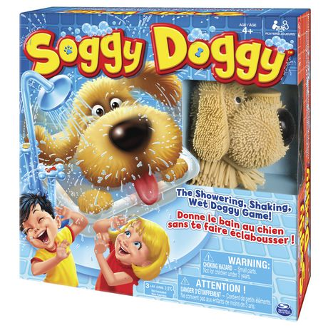 Spin Master Games Soggy Doggy Board Game - image 8 of 9