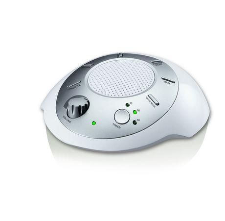 Homedics Soundspa Portable Sound Machine Ss 2000