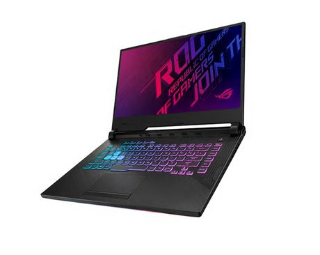 "ASUS ROG Strix G 15.6"" Gaming Laptop Intel Core i7-9750H GL531GT-EB76 - image 5 of 7"
