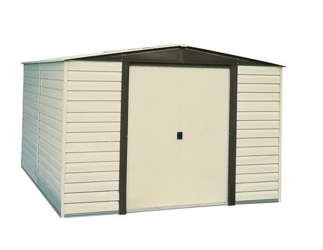 Arrow Storage Dallas 10' x 8' Vinyl Shed - image 1 of 7