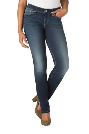 a9fdc5fa2c7bd Signature by Levi Strauss & Co. Women's Straight Jeans   Walmart Canada