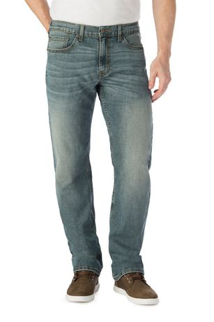 Signature by Levi Strauss & Co.™ Men's S61 Relaxed Fit - image 1 of 3