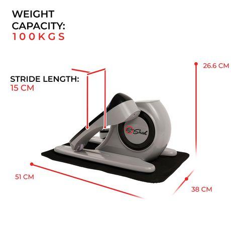 Strange Sunny Health Fitness Sf E3626 Motorized Under Desk Assisted Elliptical Complete Home Design Collection Epsylindsey Bellcom