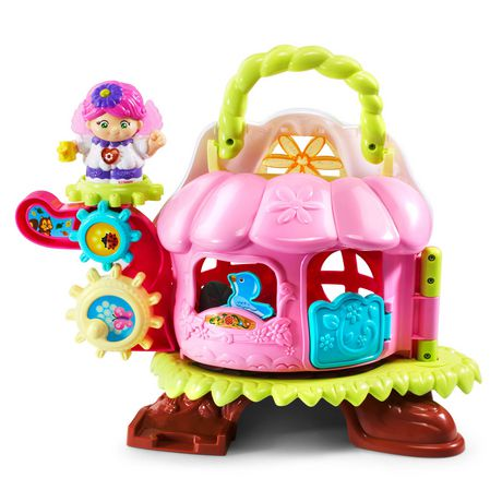 Vtech 174 Go Go Smart Friends 174 Secret Blossom Cottage