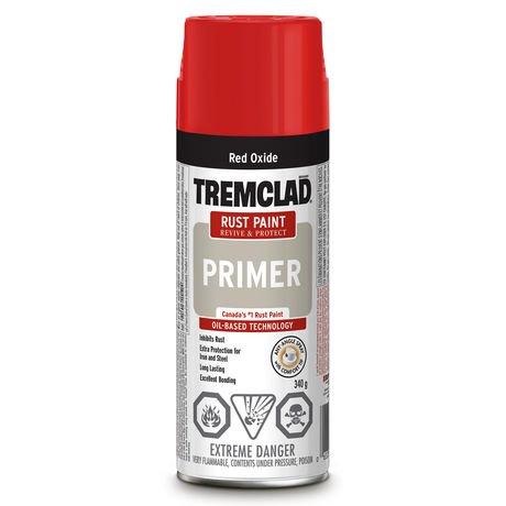 tremclad red oxide rust primer. Black Bedroom Furniture Sets. Home Design Ideas