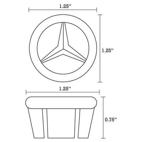 American Imaginations 19.5-in. W Undermount Sink Set White - image 5 of 9