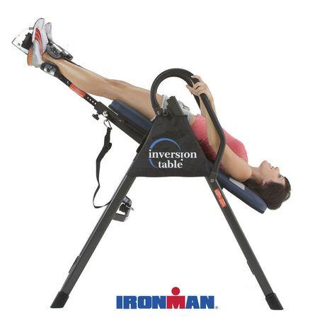 Table D Inversion Gravity 4000 De Ironman Walmart Canada