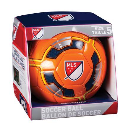 Ballon de soccer à cercles jaunes de MLS - image 2 de 2