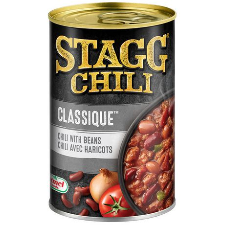 1eac06356 Stagg Chili Classique Canned Chilli with Beans - image 1 of 1 ...