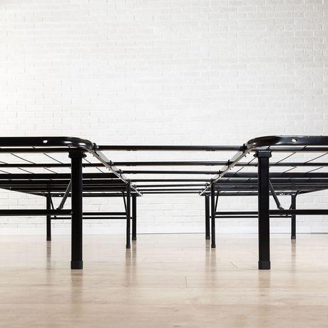 Spa Sensations Smartbase Twin Full Size Steel Bed Frame