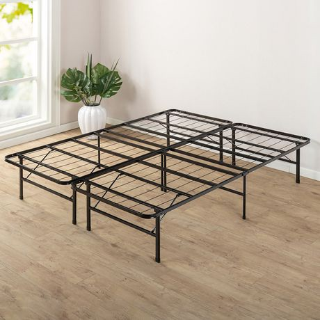 Smartbase Queen King Size Steel Bed Frame Walmart Ca